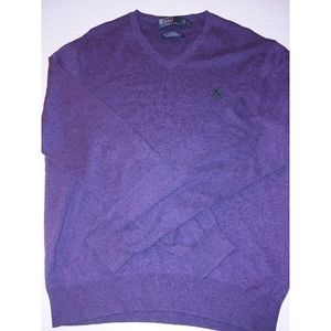 Ralph Lauren Women's v-neck sweater